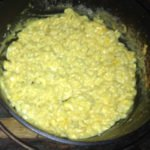 Campfire Macaroni and Cheese
