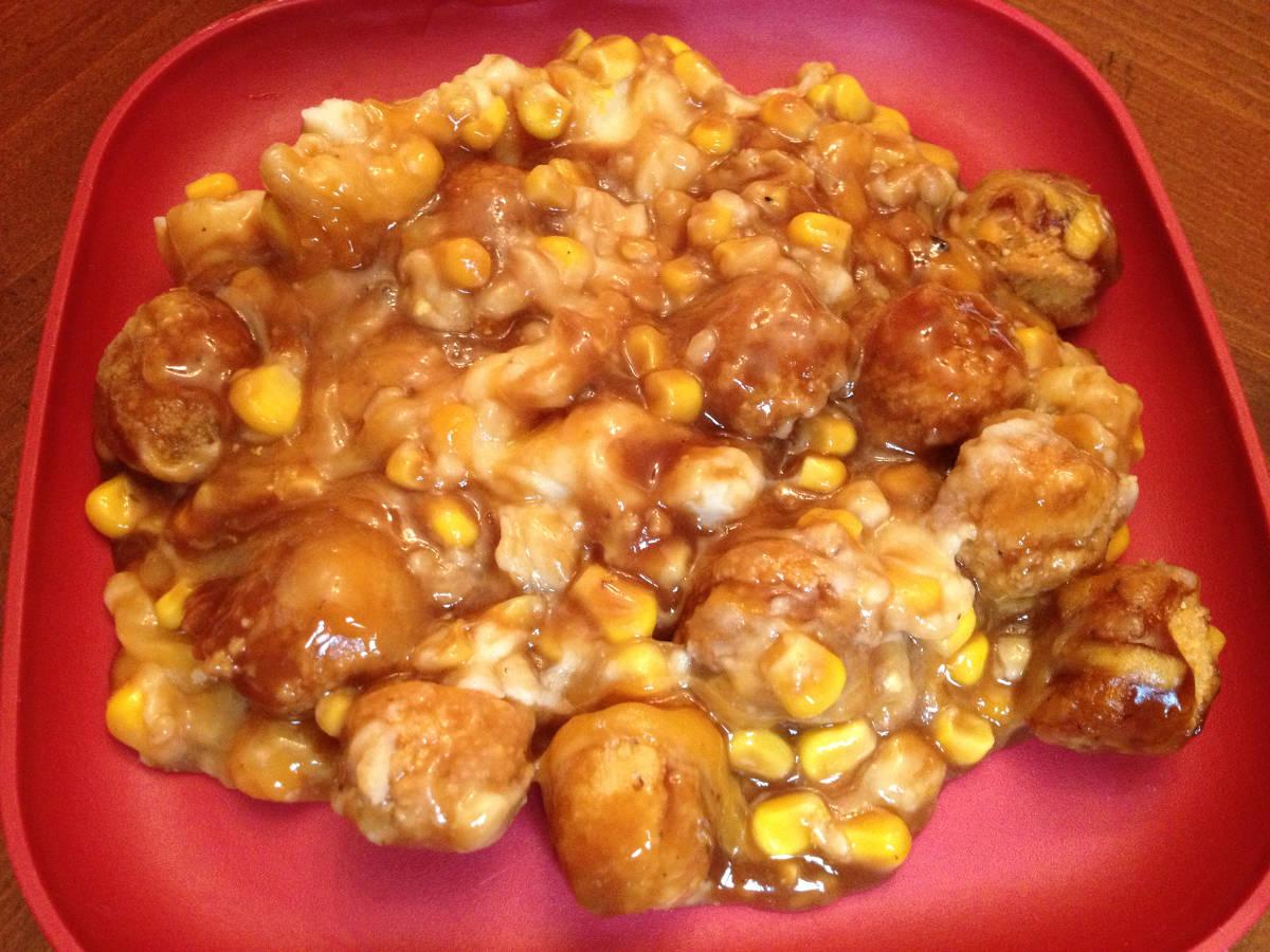 Copycat KFC Famous Bowls Casserole