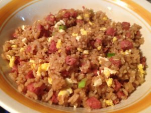 Hawaiian-Style Fried Rice