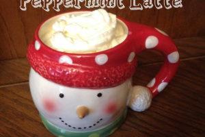 Peppermint Latte Recipe