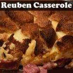 Reuben Casserole