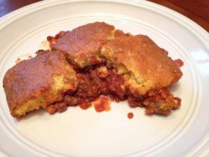 Sloppy Joe Cornbread Bake Recipe