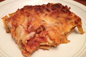 Sprite Lasagna