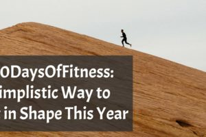 #100DaysOfFitness Challenge